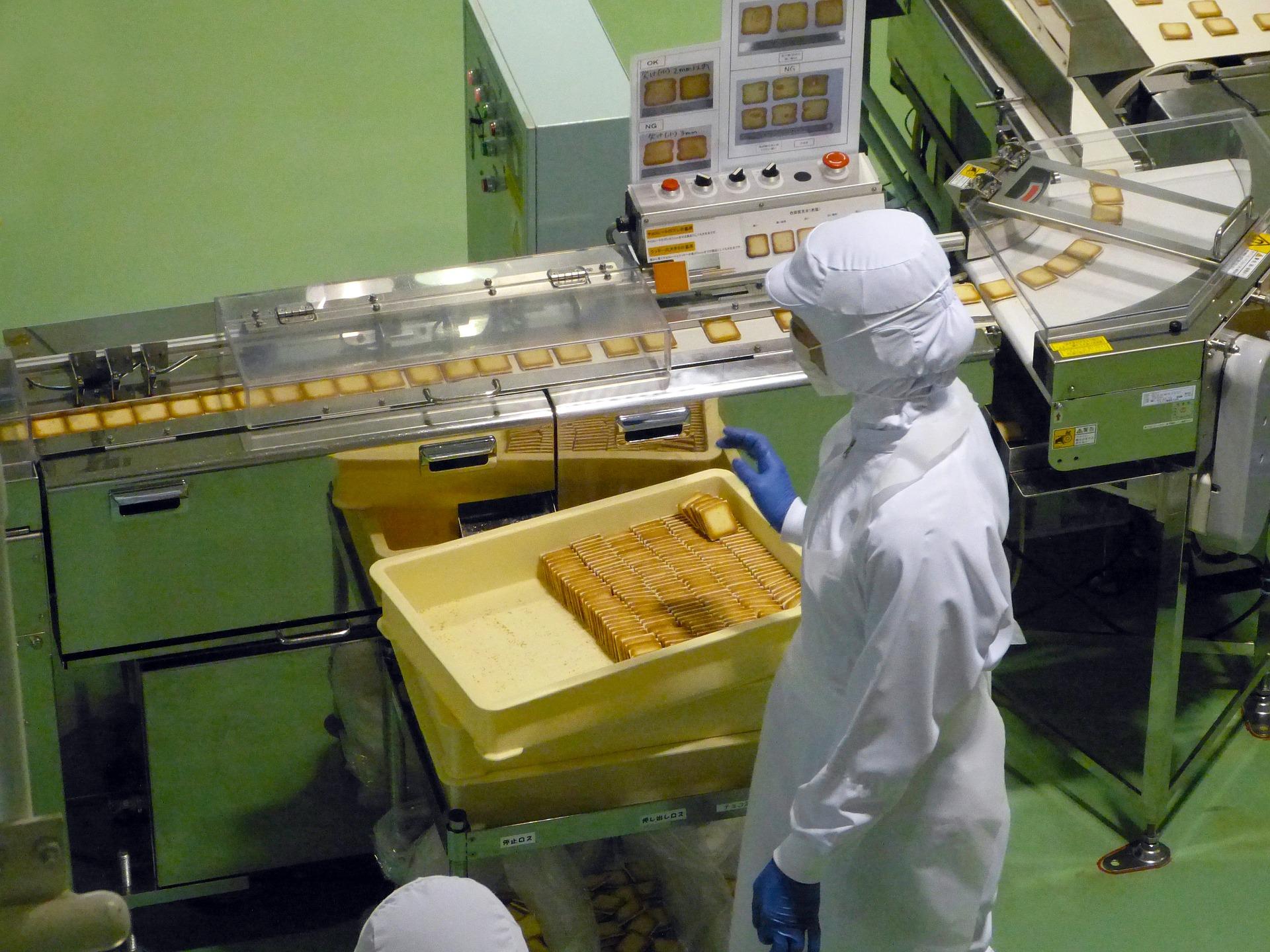 Maschinenbau in der Verpackungsindustrie